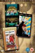 Wes Anderson Box Set: Royal Tenenbaums / Rushmore / Life Aquatic With Steve Zissou - £7.99 from Play