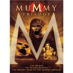 The Mummy Trilogy Box Set (DVD) - £6.85 @ The Hut
