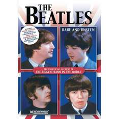 The Beatles: Rare And Unseen (DVD) - £2.99 @ Play & Amazon