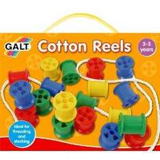 Cotton Reels now only £1.91 delivered @ amazon