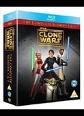 Star Wars Clone Wars - Complete Seasons 1 And 2 Blu-Ray £41.99 at Sainsbury's Entertainment