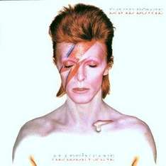 David Bowie Aladdin Sane: Remastered now £2.99 delivered @ amazon