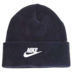 Nike Jnr Unisex beenie hats (various colours) now £3 delivered @ amazon