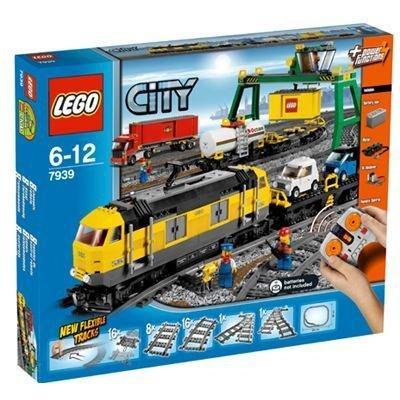 Lego City Cargo Train for £110.36 @ Amazon