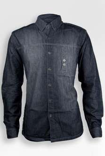 FLY53 Men's Shirt Black Industry DD1 £16.99 @ ebay fly53store