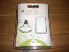 Official Xbox 360 Play & Charge Kit - £4.97 *Instore* @ Currys