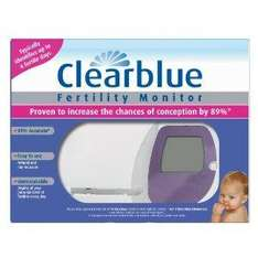 Clearblue Fertility Monitor £54.99 (45% OFF) @ Amazon