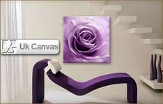 £40 voucher for £10 with UK Canvas @ KGB