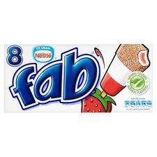 Nestle Fab Ice Lollies buy 2 boxes of 8 for £3.00 @ Co-op not a bad price for 16 Fab Lollies
