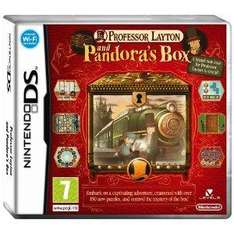 Professor Layton & Pandora's Box For Nintendo DS - £20.00 Delivered @ Amazon