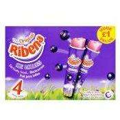 Ribena Ice Lolly Push Ups x 4 only 50p instore @ Morrisons