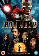 Iron Man 2 DVD + FREE Delivery  £4.95 @ The Hut