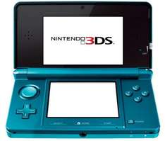 *PRE ORDER* Nintendo 3DS Console *First 50 Orders* - £189 *Instore* @ Grainger Games (Nottingham)