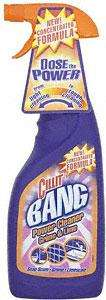 Cillit Bang Power Grime & Lime Cleaner Spray (750ml) Half Price - £1.52 at Tesco