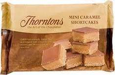 Thorntons Mini Caramel Shortcakes/Flapjacks/Choc Brownies any 2 for £2.00 instore @ Co-op