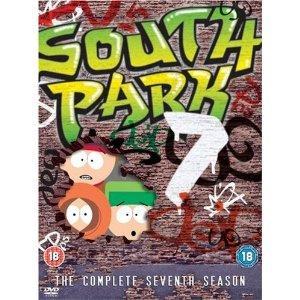 South Park - Season 7 [DVD Boxset] £5.82 delivered @ The Hut