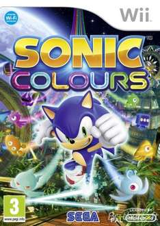 Sonic Colours For Nintendo Wii - £19 Delivered @ Amazon