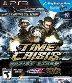 Time Crisis: Razing Storm For PS3 - £24.85 Delivered @ The Hut