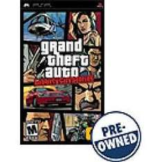 Grand Theft Auto: Liberty City Stories (PSP) (Pre-owned) - £2.99 @ Gameplay