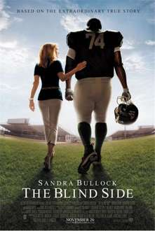 The Blind Side DVD £5 @ Play