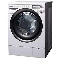 Panasonic NA-168VX2WG Washing Machine, White + 6 YEAR parts & labour warranty! £439 @ John Lewis