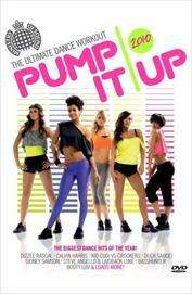 Ministry of Sound: Pump It Up (2010) (DVD) - £5.97 @ Tesco Entertainment
