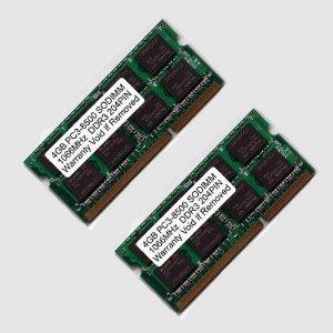 Komputerbay - 8GB DDR3 Laptop Ram 2 x 4GB Sodimm 1066Mhz PC3 8500 - £53 Delivered @ Amazon