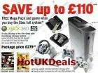 Xbox 360 Full system package deal  £279.97 @ argos