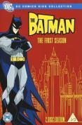 The Batman: Season 1 (DVD) (2 Discs) (Animated) - £2.99 @ Play