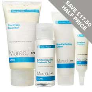 Murad Blemish Complex Kit Half Price now £17.50 at Mankind