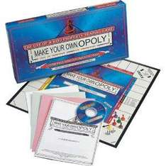 Make Your Own Opoly - £8.99 Delivered @ Amazon