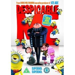 Despicable Me DVD £8.97 at Amazon & Tesco