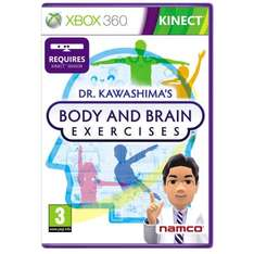Dr Kawashima's Brain & Body Exercises: Kinect For Xbox 360 - £16.99 Delivered @ Amazon