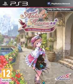 Atelier Rorona The Alchemist of Ariand For PS3 - £17.85 Delivered @ The Hut