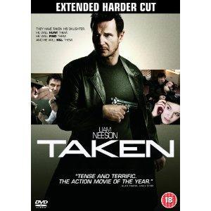 Taken - Extended Harder Cut DVD £2.99 at Amazon, Play & HMV