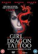 The Girl With The Dragon Tattoo DVD £4.95 at The Hut