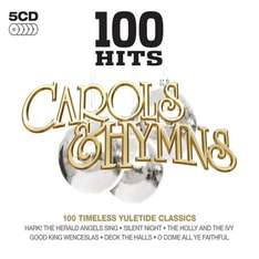 Various -100 Hits Carols & Hymns (5CD) £2.29  Delivered From Play