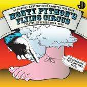 Monty Python's Flying Circus: The Infamous Television Series 1969-1974 CD  Now £2.49 Free Delivery @ Play
