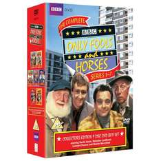 Only Fools & Horses: Complete Series 1-7 (DVD) - £29.99 @ Amazon