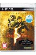 Resident Evil 5: Gold Edition (Move Compatible) (PS3) - £12.99 @ Play