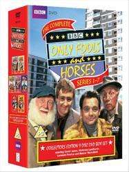 Only Fools & Horses Complete Series 1-7 - £24.99 Delivered @ Tesco Entertainment