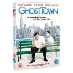 Ghost Town (DVD) - £2.99 @ Amazon & Play