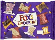 Fox's Favourites (250g)Biscuits 49p @ Tesco