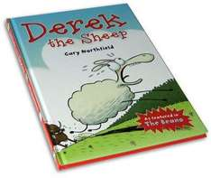 Derek The Sheep Official Annual (As Featured From The Beano) £1 *Instore* @ PoundLand