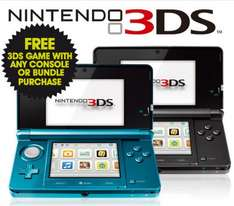 Littlewoods 3DS with a free game