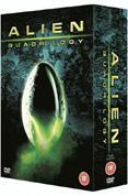 Alien Quadrilogy Box Set (9 Discs) £9.42 @ Play.com