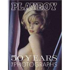 Playboy 50 years - The Photographs hardback only £22.75 @ Amazon.
