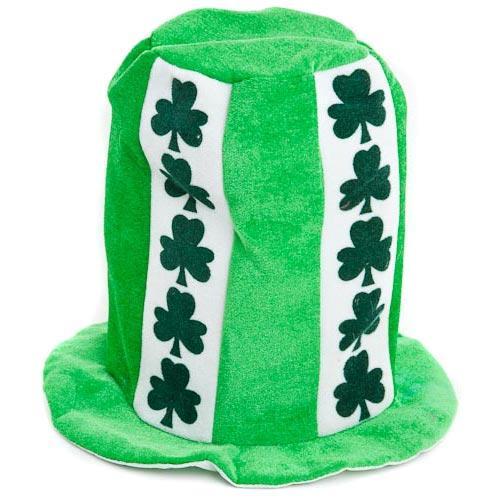 St Patricks Day Shamrock Hat £1 @ Poundland!