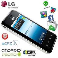*PAY AS YOU GO* LG Optimus Chic E720 – Android Smartphone - £154.95+p&p @ ibood