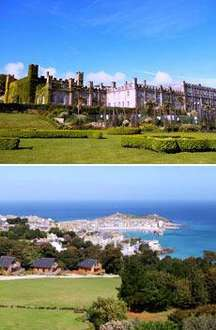 Stay In A Cornish Castle - 2 Night Stay - £68 @ Travel Zoo UK